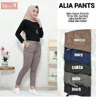 Celana alia pants