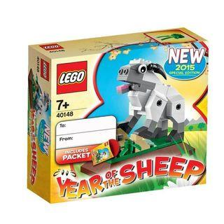 LEGO 40148 YEAR OF THE SHEEP 羊年 限定款