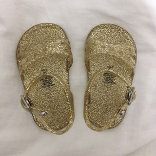 fff552a81f0b Old Navy Jelly Sandals (Gold)