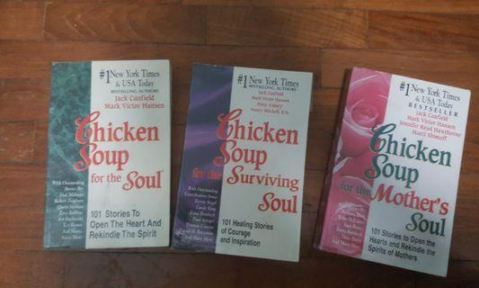 [WTS] CHICKEN SOUP BOOKS