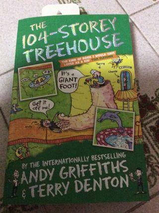🚚 104-storey treehouse