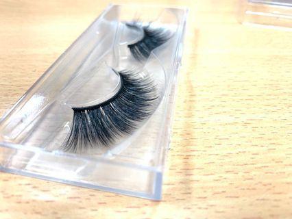 🚚 3D韓國進口化纖超濃密假睫毛(長度1.5cm)