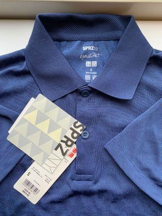 🚚 Uniqlo Dry fit polo SPRZ NY