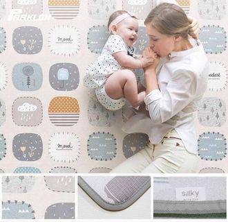 Parklon Round Stitch Playmat (Silky Series) *New Material*