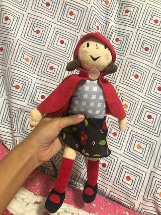 LITTLE RED RIDING HOOD toy from ikea