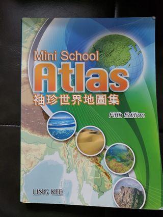 Mini School Atlas Fifth Edition