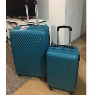 Brand new American tourister VISBY 75 and 55