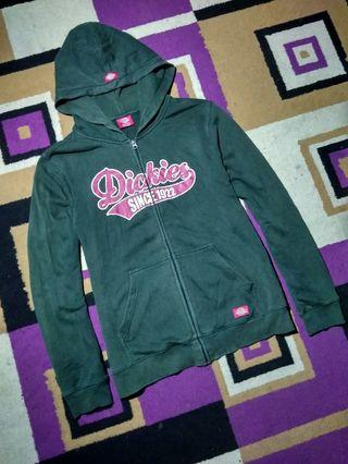 Sweater Dickies *ORIGINAL Hoodie Zipper
