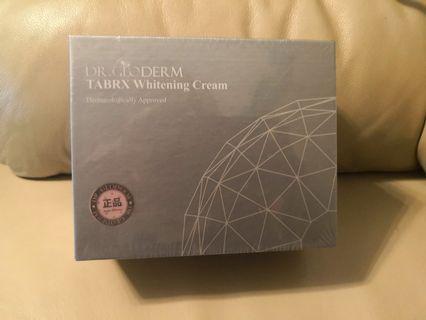 包順豐 Dr Gloderm Tabrx Whitening Cream 科麗端藥丸美白護膚霜