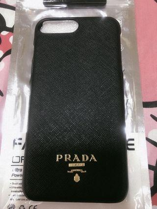 🚚 PRADA皮革iPhone 7plus手機殼