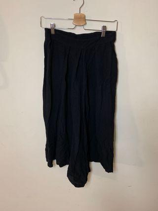 🚚 麻質寬褲裙 超舒服超透氣 g1