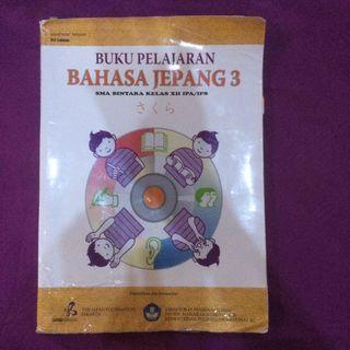 Buku bahasa jepang sma kelas 3