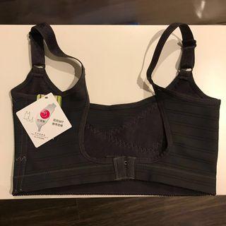 台灣製矯型胸托小背心