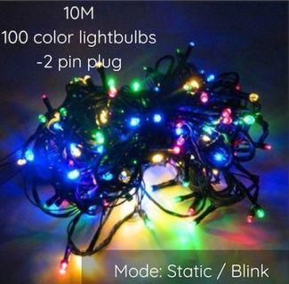 LED decorative light (colourful)