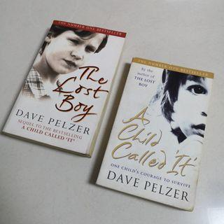 DAVE PELZER The Lost Boy & A Child Called 'IT'