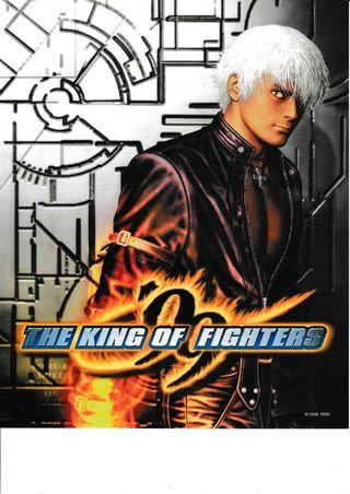 THE KING OF FIGHTER 99 全技表