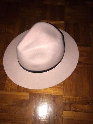 Forever 21 pink hat