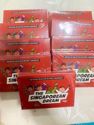 🚚 Singaporean dream card ( ready stock)