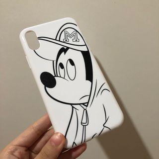 mickey iphone X case