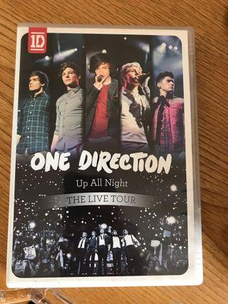 One Direction Up All Night The Live Tour