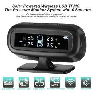 WIRELESS TYRE PRESSURE MONITORING SYSTEM
