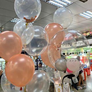 """20"""" Customised balloon"""