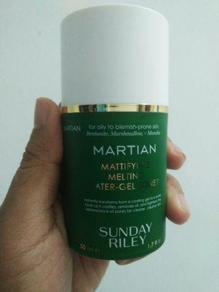 SUNDAY RILEY Mattifying Water-Gel Toner 50ml