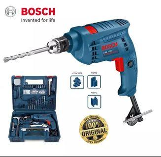 BOSCH Impact Drill GSB10RE Professional C/W 100 Accessories Set