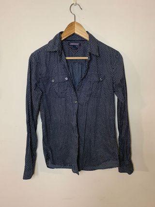 🚚 Tommy女襯衫 9成新質感超好 材質舒服透氣 w1