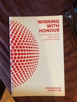 Winning with honour by Siong Guan Lim Ex EDB chairman