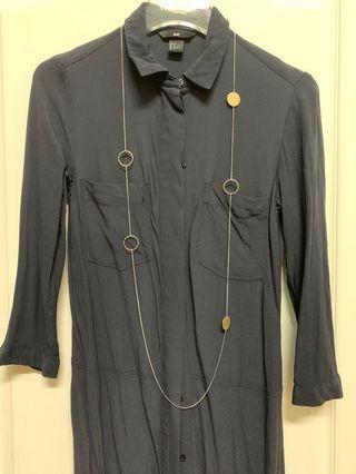 Cos long necklace