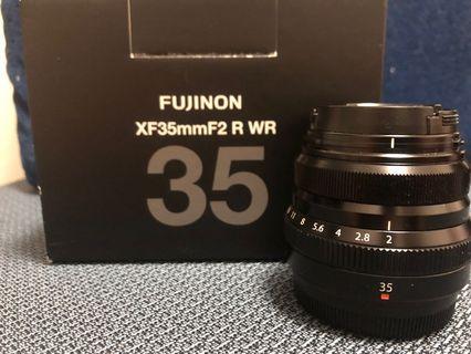 Fujinon 35/2 WR