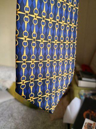 Handmade Silk Tie #ENDGAMEyourExcess