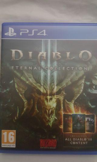 Ps4 Diablo lll Eternal Edition