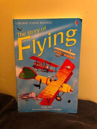 90% new Usborne Young Reading : The Story of Flying