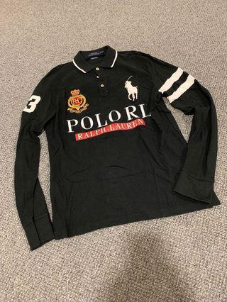 POLO Ralph Lauren 馬球衫 M號