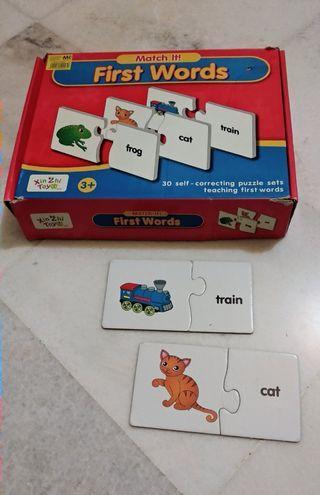 Match It Puzzle (Age 3+)