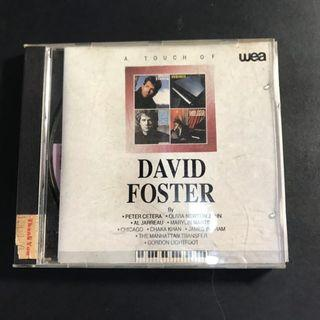 CD audio DAVID FOSTER