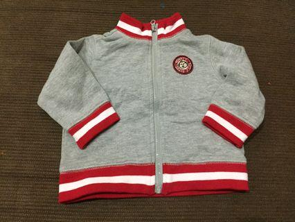 Jacket for baby boy 0-3 mos