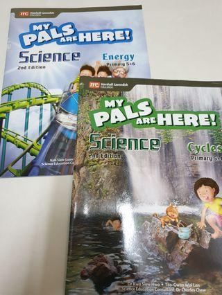 My PALS are Here Science Energy & Cycles