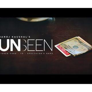 UNSEEN - Manoj Kaushal magic trick