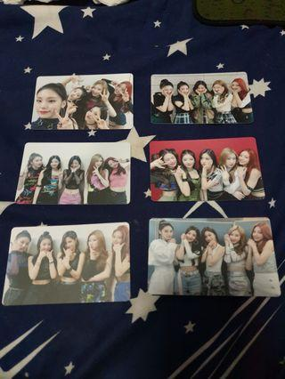 IZZY unofficial photo card