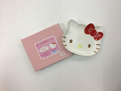全新 Hello Kitty 陶瓷碟