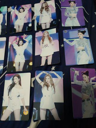 🚚 Izzy unofficial photo cards