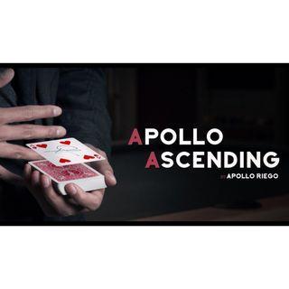 Apollo Ascending - Apollo Riego levitating magic trick