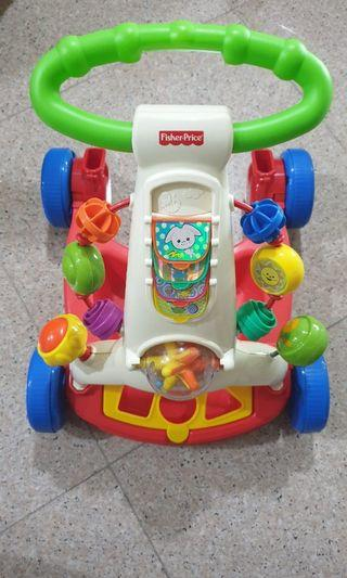 🚚 Fisher Price walker