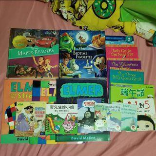 兒童書籍 Children Books