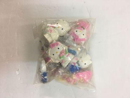 全新 Hello Kitty 扭蛋一套