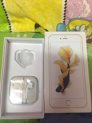iPhone 6s Plus 64G Rose Gold My Set