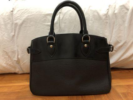 🚚 Louis Vuitton Passy Handbag - Epi Leather